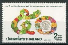 Thailand, michel 1549, xx