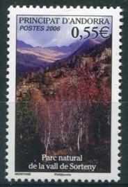 Andorra Fr., michel 649, xx