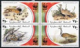 Palestina, michel 192/95, xx