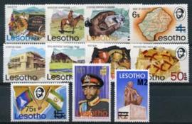 Lesotho, michel 297/07, xx