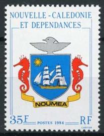 N.Caledonie, michel 735, xx