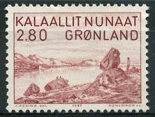 Groenland , michel 172 , xx