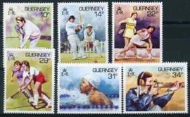 Guernsey , michel 363/68, xx
