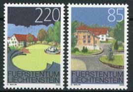 Liechtenstein, michel 1387/88, xx