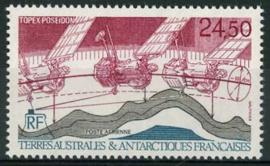 Antarctica Fr., michel 292, xx