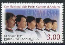 Andorra Fr., michel 501, xx