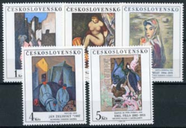 Tsjechoslowakije, michel 2692/96, xx