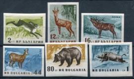 Bulgarije,. michel 1058/63 B, xx