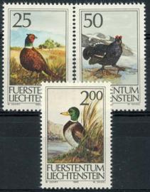 Liechtenstein, michel 997/99, xx
