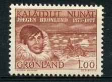 Groenland, michel 104 , xx