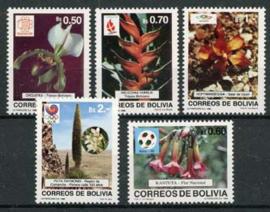Bolivia, michel 1096/00, xx