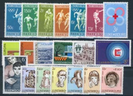 Luxemburg, jaargang 1968 , xx