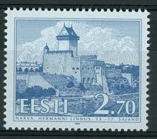 Estland, michel 218 , xx