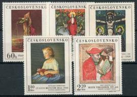 Tsjechoslowakije, michel 1910/14, xx