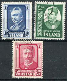 IJsland, michel 293/95, o