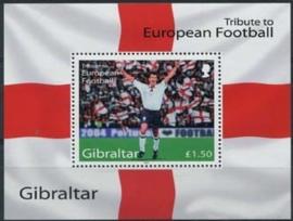 Gibraltar , michel blok 60 , xx