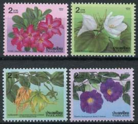 Thailand, michel 1666/69, xx