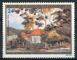 N.Caledonie, michel 619, xx