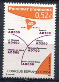 Andorra Sp., michel 316, xx