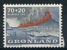 Groenland, michel 86, xx