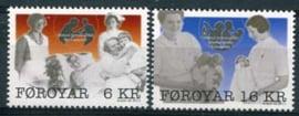 Faroer, michel 713/14, xx