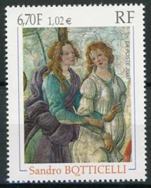 Frankrijk, michel 3443, xx