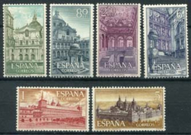 Spanje, michel 1277/82, xx