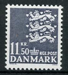 Denemarken, michel 1330, xx