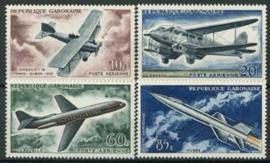 Gabon, michel 175/78, xx