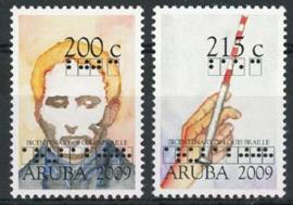 Aruba, nvph 417/18, xx