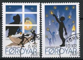 Faroer, michel 710/11, o
