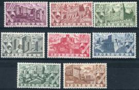 Portugal, michel 693/700, x