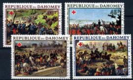 Dahomey, michel 352/55, xx