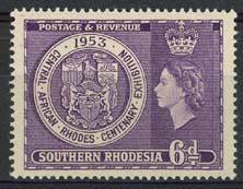 S.Rhodesie, michel 78, xx