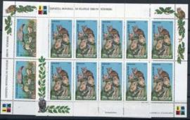 Moldavie, michel kb 295/96, xx