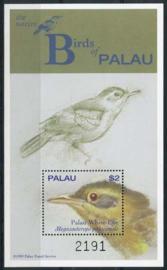 Palau, michel blok 114, xx