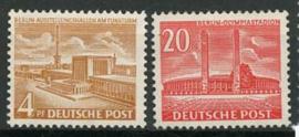 Berlijn, michel 112/13, xx
