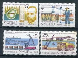 Nauru, michel 117/20, xx