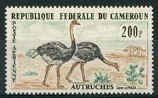 Cameroun, michel 372, xx