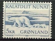 Groenland, michel 96 , xx