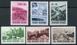 Belgie, obp 918/23, xx