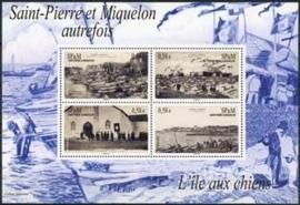 St.Pierre, michel blok 13, xx