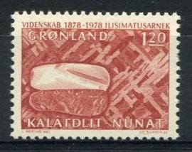 Groenland, michel 105, xx