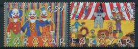 Faroer, michel 423/24, xx