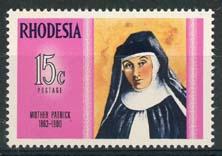 Rhodesie, michel 106, xx
