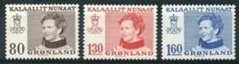 Groenland , michel 112/14 , xx