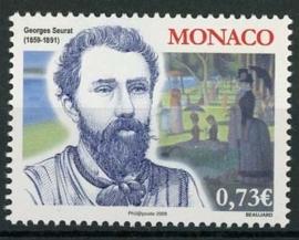 Monaco , michel 2945, xx