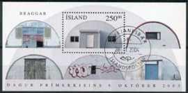 IJsland, michel blok 33, o
