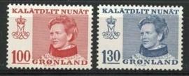 Groenland, michel 101/02 , xx