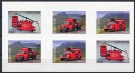 Faroer, michel MH 851/53, xx